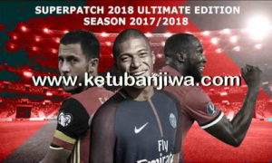 PES 2009 Super Patch Ultimate Edition Season 2017-2018
