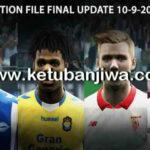 PES 2013 Option File Final Summer Transfer Update 10/09/2017