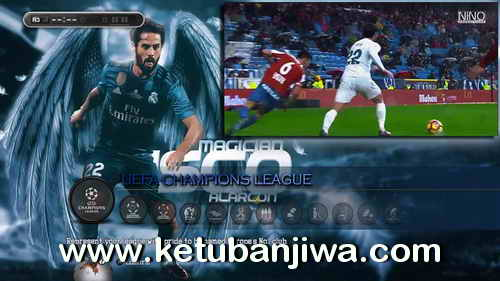 PES 2013 PS3 CFW Patch Season 2017-2018 by Salahhbk Ketuban Jiwa Preview 1