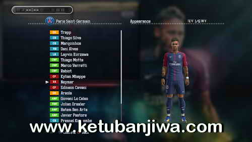 PES 2013 PS3 CFW Patch Season 2017-2018 by Salahhbk Ketuban Jiwa Preview 2