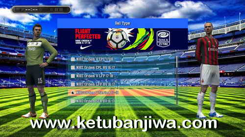 PES 2013 PS3 CFW Patch Season 2017-2018 by Salahhbk Ketuban Jiwa Preview 4