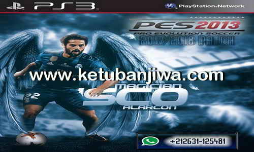 PES 2013 PS3 CFW Patch Season 2017-2018 by Salahhbk Ketuban Jiwa