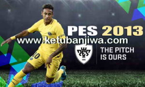 PES 2013 PS3 JustPlay Patch Season 2017-2018 Single Link Ketuban Jiwa