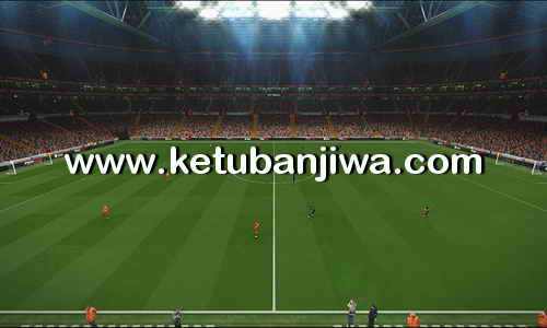 PES 2017 AZ Pitch Evolution Final by AZ Mods Ketuban Jiwa