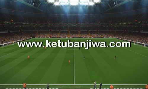 PES 2017 AZ Pitch Evolution Final by AZ Mods Ketuban Jiwa