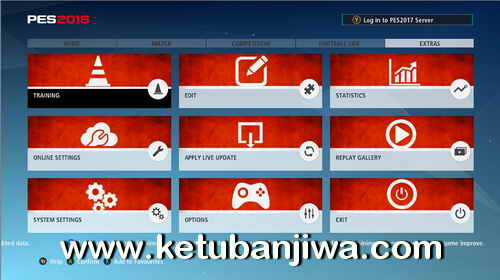 PES 2017 Indonesia Graphic Menu by AD Mods Ketuban Jiwa Preview 2