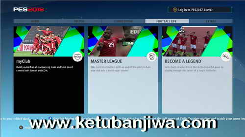 PES 2017 Indonesia Graphic Menu by AD Mods Ketuban Jiwa Preview 3