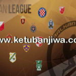 PES 2017 Balkan League 6.1 Update Option File 10/09/2017