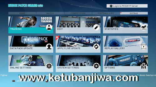 PES 2017 PS3 CFW BLAS Bitbox Patch Season 2017-2018 Ketuban Jiwa Preview 2