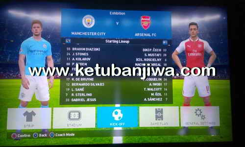 PES 2017 PS3 Texture Kits PES 2018 For Potato Patch v7 by Shinngo Santoso Ketuban Jiwa