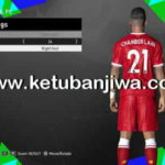 PES 2017 PTE 6.0 Final Option File + Fix 01/09/2017