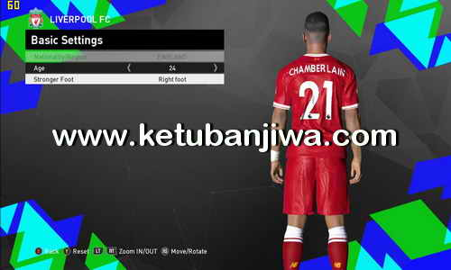 PES 2017 PTE Patch 6.0 Option File Final Summer Transfer Window + Fix Update 01 September 2017 by Zulfi Ali Akbar Ketuban Jiwa