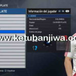 PES 2017 PTE Patch 6.0 Option File Update 03/09/2017