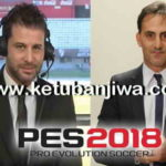 PES 2018 PS3 Argentina Commentary Language Files
