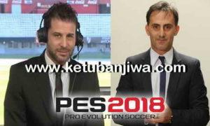 PES 2018 Argentinian Spanish Commentary Language Files For PS3 Ketuban Jiwa