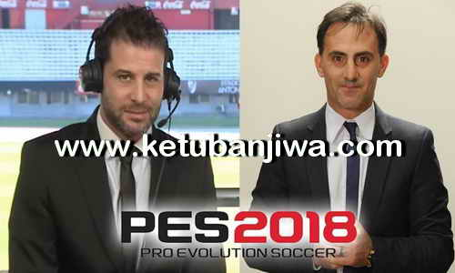PES 2018 Argentinian Spanish Commentary Language Files For PS3 Ketuban Jiwa