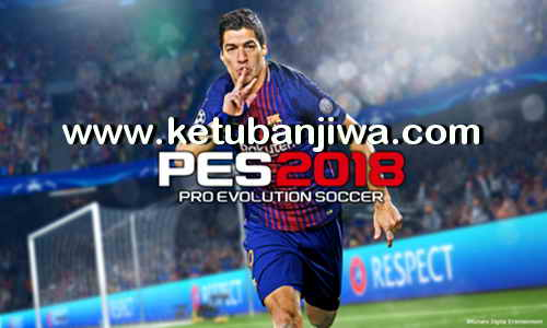 PES 2018 CPY Crack Only Download Ketuban Jiwa
