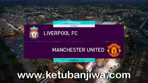 PES 2018 EPL - English Premier League Scoreboard For PC by Ginda01 Ketuban Jiwa Version 1