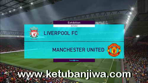 PES 2018 EPL - English Premier League Scoreboard For PC by Ginda01 Ketuban Jiwa Version 2