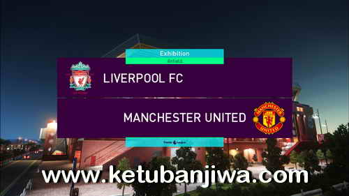 PES 2018 EPL - English Premier League Scoreboard For PC by Ginda01 Ketuban Jiwa Version 3