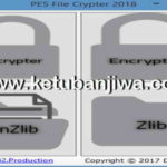 PES 2018 File Crypter v2 Tool by Devil Cold52