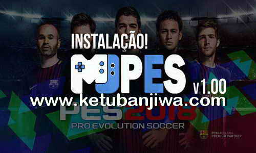 PES 2018 MJPES Patch v1.00 + Bundesliga For PC Ketuban Jiwa