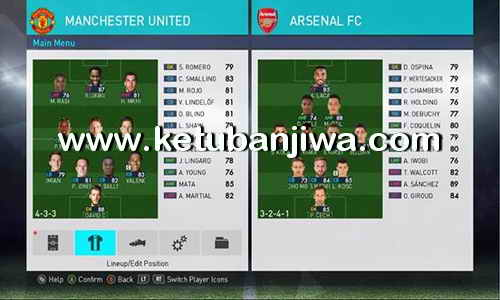 PES 2018 New Miniface by Rizky23 Ketuban Jiwa