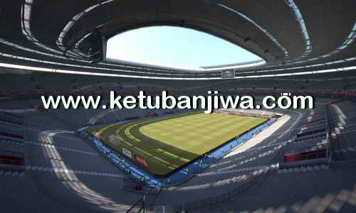 PES 2018 No Crowd by Goal Ketuban Jiwa