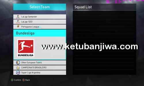 PES 2018 PC Option File v7 AIO Single Link