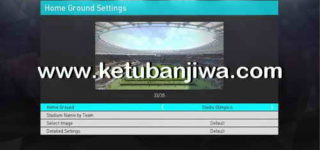 PES 2018 PC Unlocked Stadium by Kilay Ketuban Jiwa
