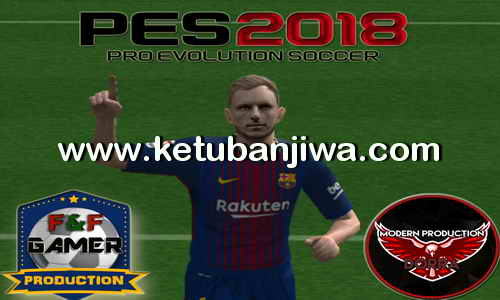 PES 2018 PS2 Full Games ISO File Single Link