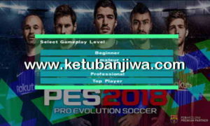 PES 2018 PS2 HD v1 ISO File Single Link