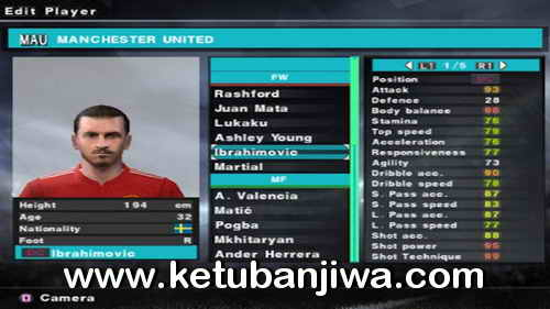 PES 2018 PS2 HD v1 ISO File Single Link Ketuban Jiwa Preview 2