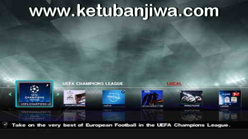 PES 2018 PS2 HD v1 ISO File Single Link Ketuban Jiwa Preview 3