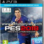 PES 2018 PS3 Full Version Single Link
