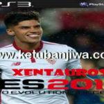 PES 2018 PS3 Xentauros Option File 1.0