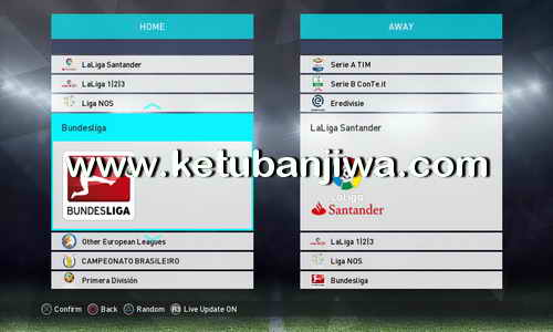 PES 2018 PS3 CFW BLES - BLUS Next Level Patch v1.1 All In One Full Bundesliga Ketuban Jiwa