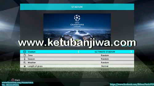 PES 2018 PS3 CFW To OFW Inject BITBOX Patch Summer 17-18 Ketuban Jiwa Preview 2