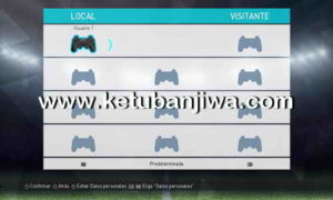 PES 2018 PS3 GamePad + Buttons For PC by Txak Ketuban Jiwa.pg