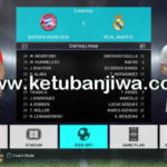 PES 2018 PS3 Pamot Utara Option File 1.1 Fix Bundesliga