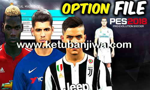cf85c33b4 PES 2018 PS4 + PC Super Option File Full Bundesliga