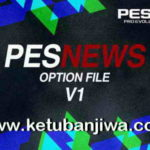PES 2018 PS4 PESNews Option File v1