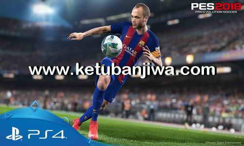 PES 2018 PS4 PESUniverse Option File + Full Bundesliga Ketuban Jiwa