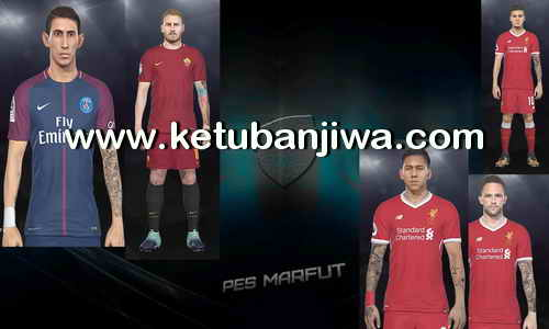 PES 2018 Tattoo Pack v1 by PESMarfut Ketuban Jiwa