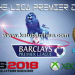 PES 2018 XBOX360 English Premier League Patch