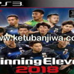 Winning Eleven 2018 PS3 Full Games Single Link