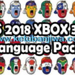 PES 2018 XBOX 360 Language Pack Commentary Files