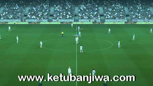 Download PES 2013 PS3 CFW Djambe Patch Season 2017-2018 Single Link Preview 3 Ketuban Jiwa