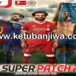 PES 2018 EGY Super Patch 1.0 CPK Version