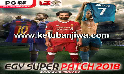 Download PES 2018 EGY Super Patch CPK Version For PC by MODY99 Ketuban Jiwa
